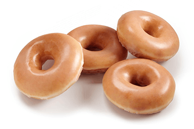 Loaded Glazed Donut Donuts Main Flavor Attribute