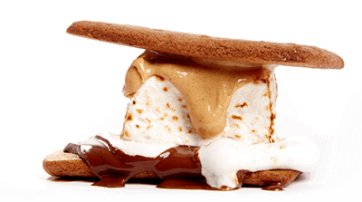 Loaded Smores Main Flavor Lifestyle Photo Attribute