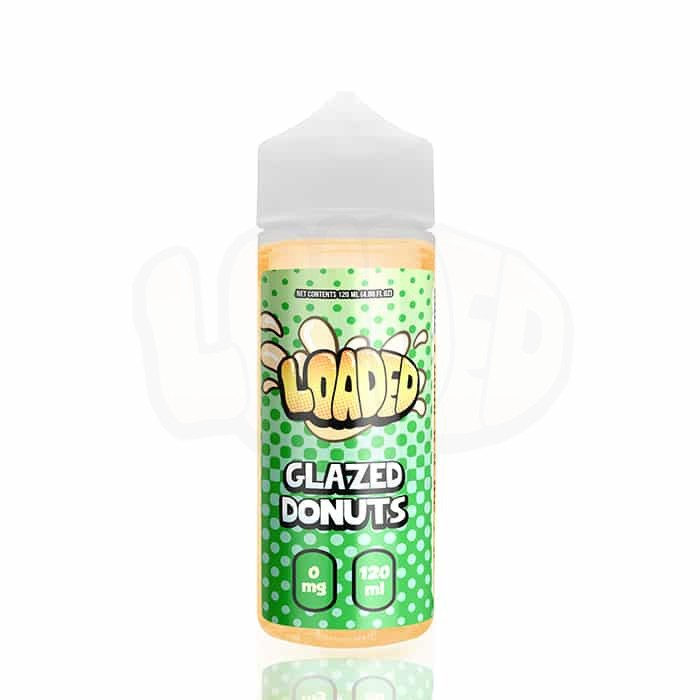 Glazed Donuts E-juice by Loaded eLiquid