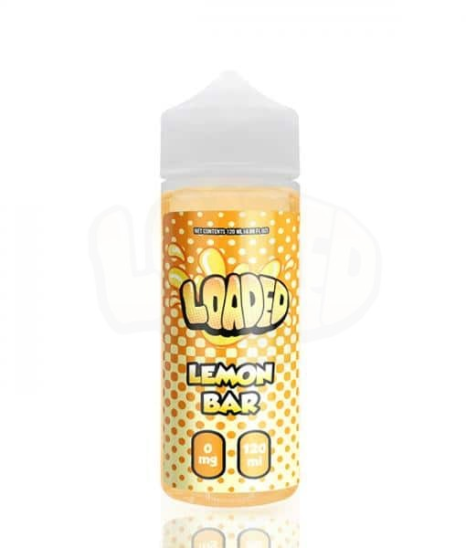 Loaded Lemon Bar