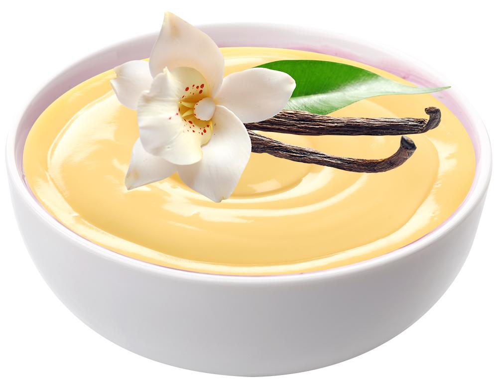 Vanilla Custard Flavor Accent