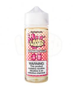 Loaded Ejuice Raspberry Eclair