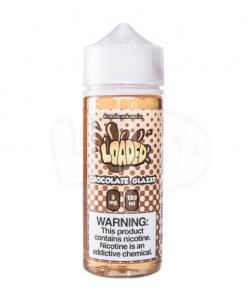 Loaded Ejuice Chocolate Glazed